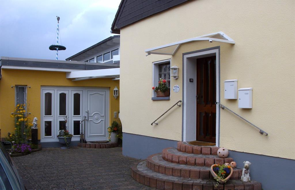 Ferienwohnung Walther - Eingang   © Familie Walther