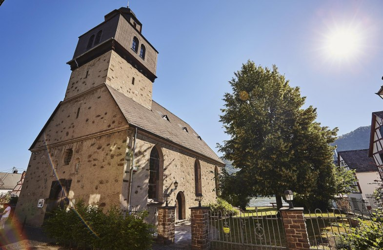 Alte Kirche Spay | © Marco Rothbrust
