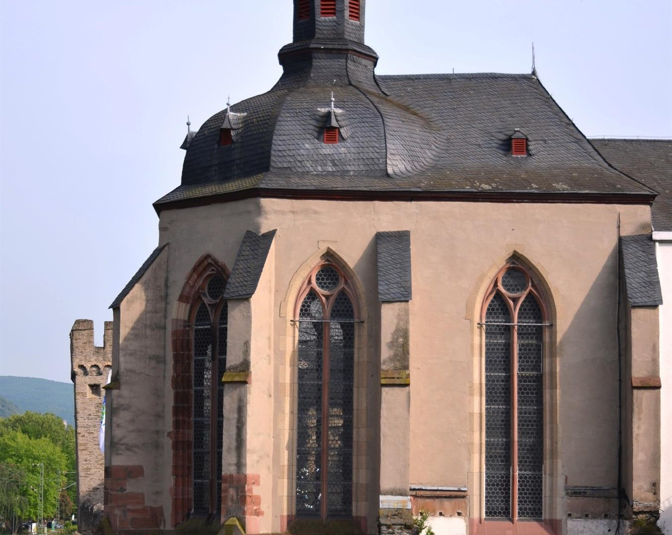 Mutter-Rosa-Kapelle | © Werner Klockner